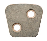 ceramic iron clutch button
