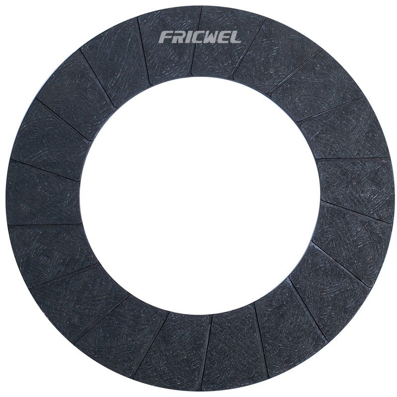 friction plate material