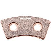 copper button clutch